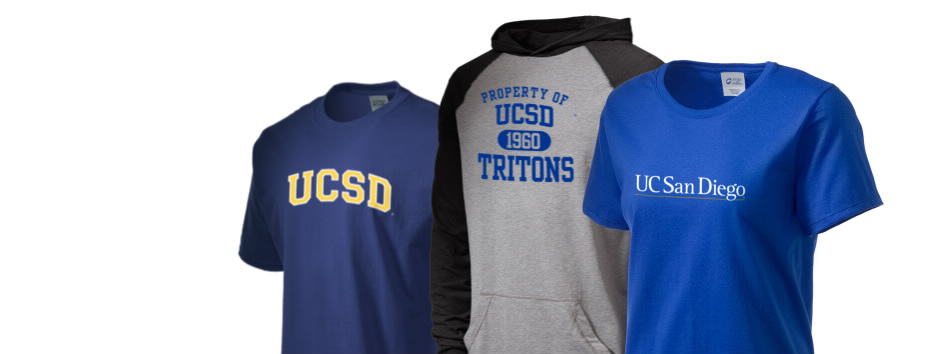 University Of California San Diego Tritons Apparel Store
