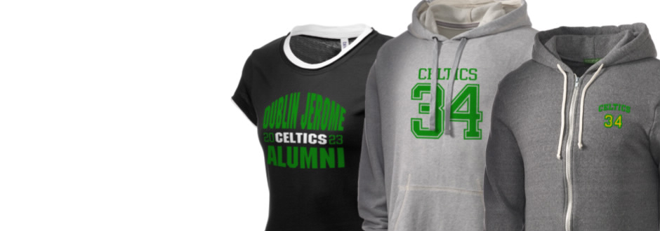 Dublin Jerome High School Celtics Apparel