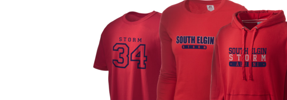 South Elgin High School Storm Apparel