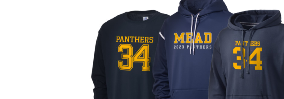 mead senior high school panthers Apparel