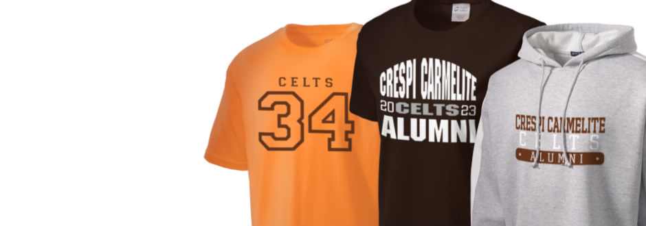 Crespi Carmelite High School Celts Apparel