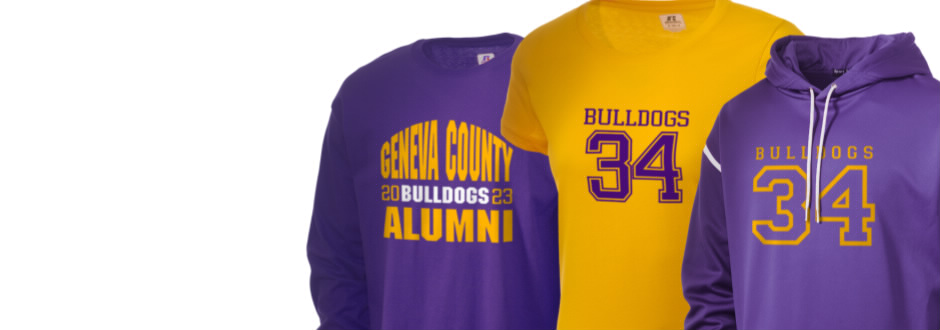 Geneva County High School Bulldogs Apparel