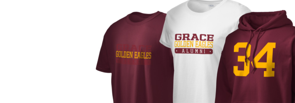 Grace Academy Golden Eagles Apparel