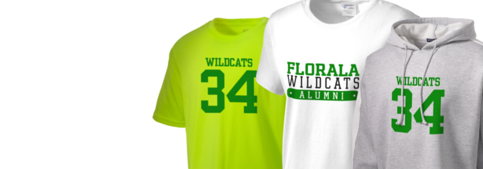 Florala High School Wildcats Apparel