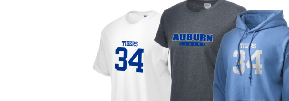 Auburn High School Tigers Apparel