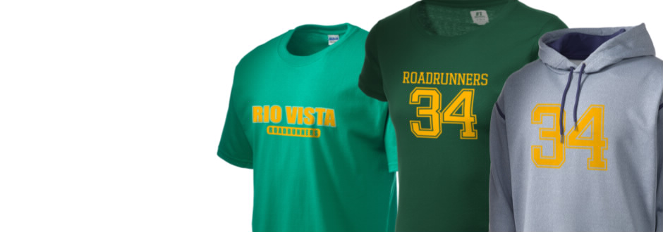 Rio Vista Elementary School Roadrunners Apparel