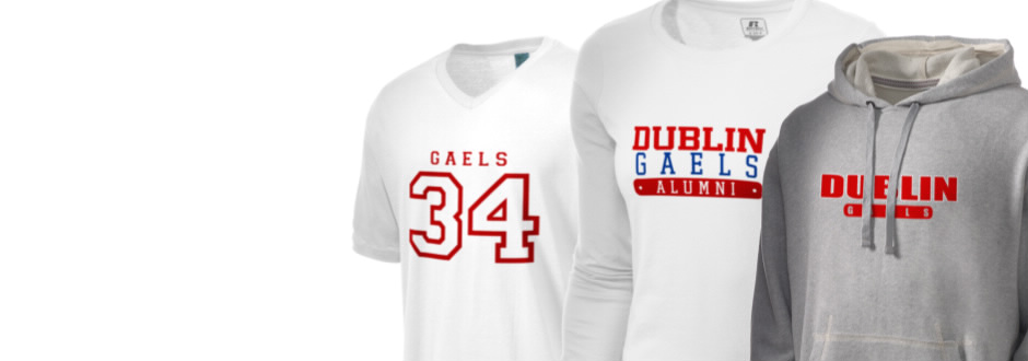 Dublin High School Gaels Apparel