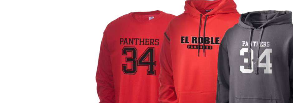 El Roble Intermediate School Panthers Apparel