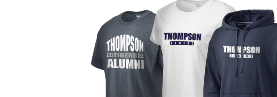Thompson Elementary School Tigers Apparel