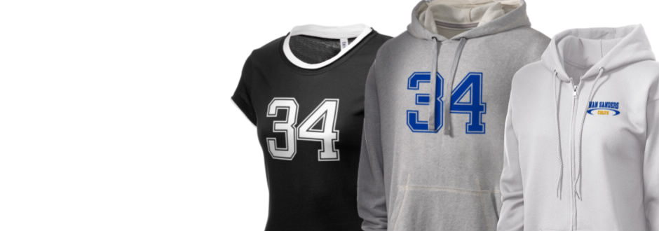 Nan Sanders Elementary School Colts Apparel