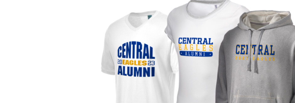 Central Continuation High School Eagles Apparel