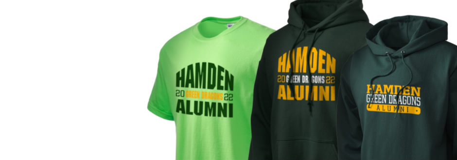 Hamden High School Dragons Apparel