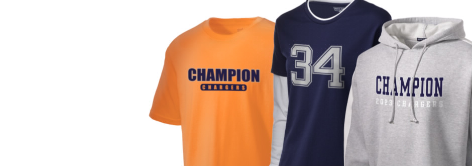 Boerne-Samuel V. Champion High School Chargers Apparel