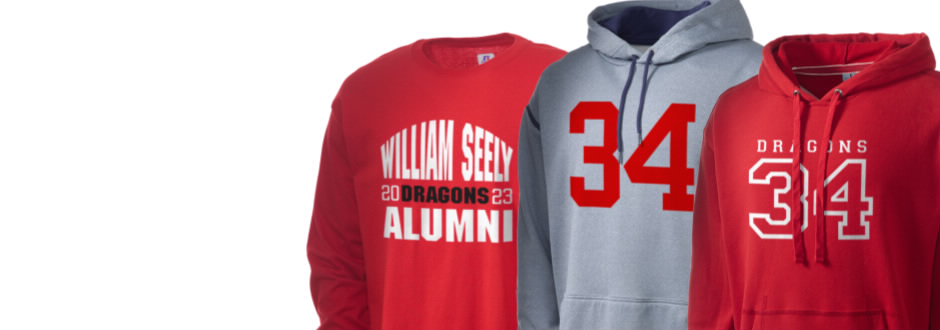 William Seely Elementary School Dragons Apparel