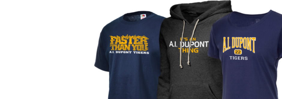 Alexis I. DuPont High School - Alexis I. duPont High School Tigers Apparel Store | Prep Sportswear - Shop for a wide selection of custom Alexis I. duPont High School apparel for men   and women from Prep Sportswear. Order Alexis I. duPont High School shirts, ...