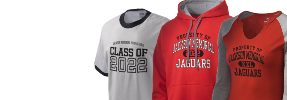 Jackson Memorial High School Jaguars Apparel Store Prep