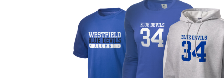 Westfield High School Blue Devils Apparel