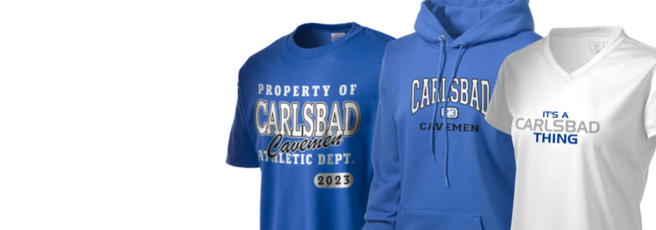 carlsbad high school cavemen apparel store prep sportswear
