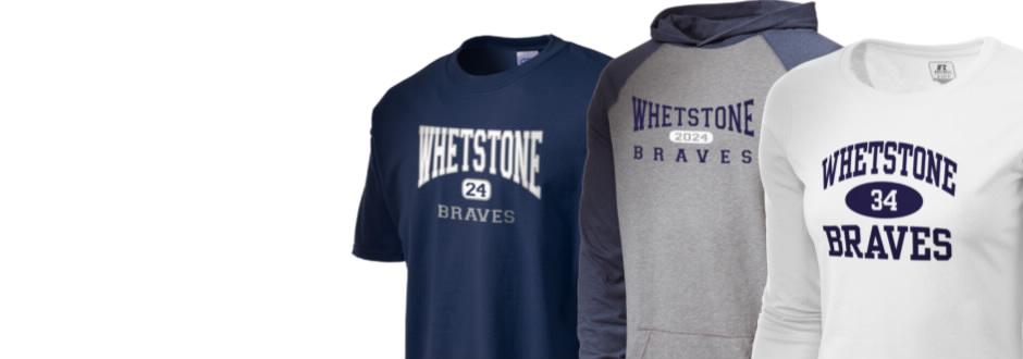 Whetstone High School Braves Apparel Store Prep Sportswear