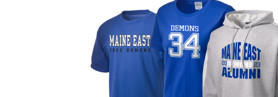 Maine East High School Demons Apparel