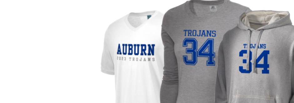 Auburn High School Trojans Apparel