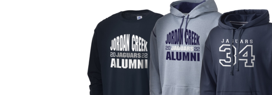 Jordan Creek Elementary School Jaguars Apparel