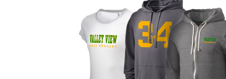 Valley View Elementary School Dragons Apparel