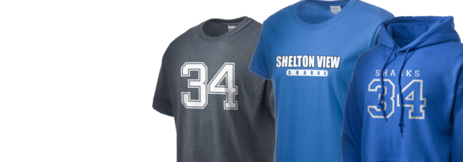 Shelton View Elementary School Sharks Apparel