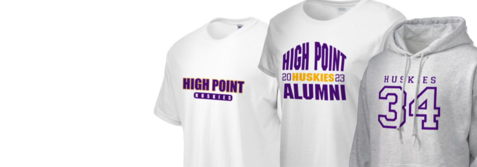 High Point Elementary School Huskies Apparel