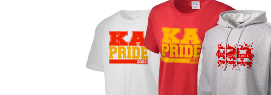 Kappa Alpha Society Apparel