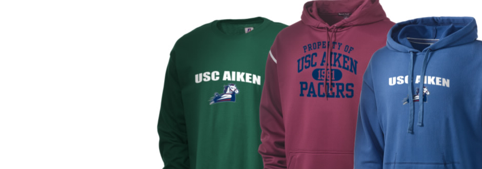 University of South Carolina Aiken Pacers Apparel