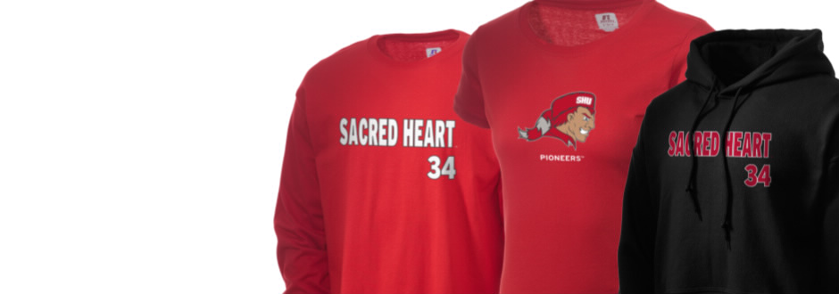 Sacred Heart University Pioneers Apparel