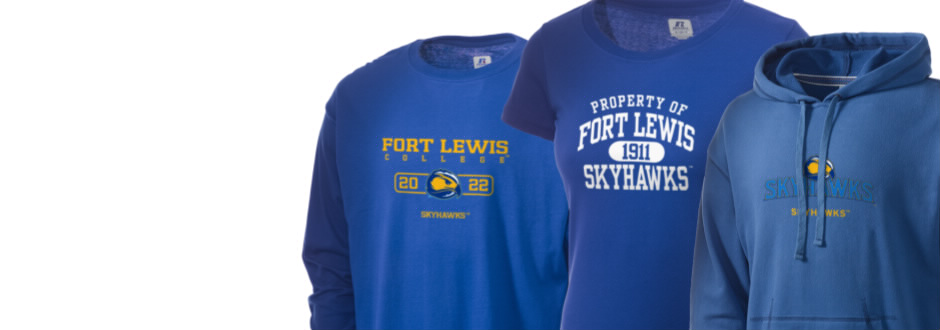 Fort Lewis College Skyhawks Apparel