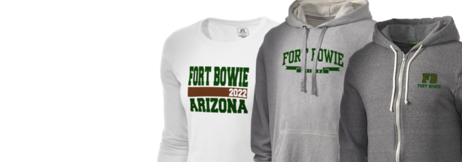 Fort Bowie National Historic Site Apparel