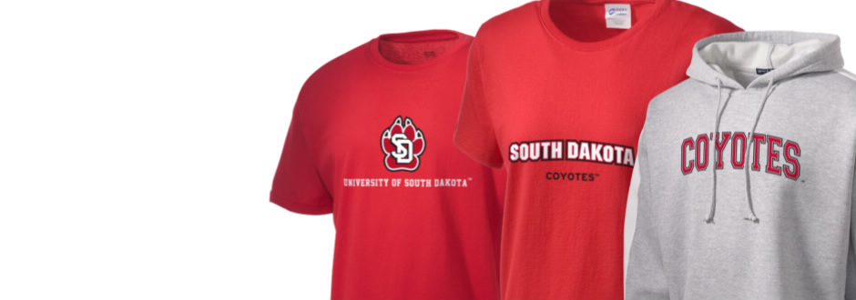 University of South Dakota Coyotes Apparel