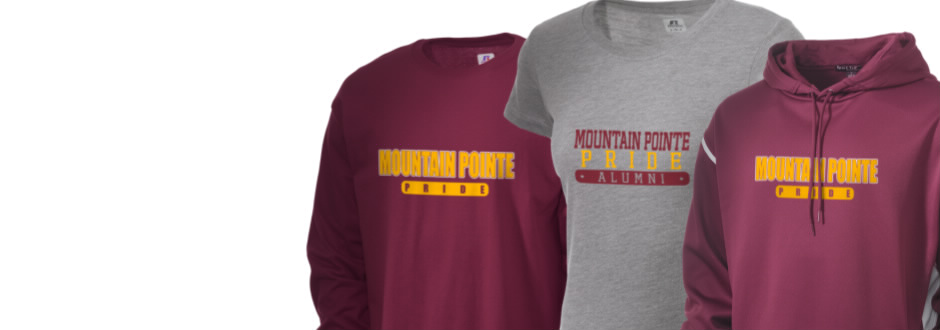 Mountain Pointe High School Pride Apparel