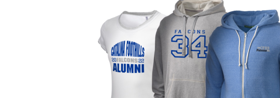 Catalina Foothills High School Falcons Apparel