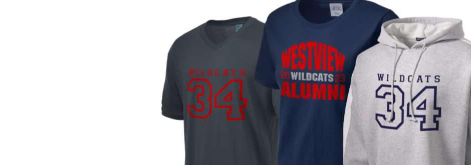 Westview High School Wildcats Apparel