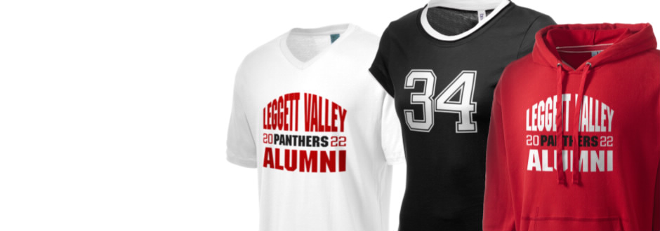 Leggett Valley School Panthers Apparel