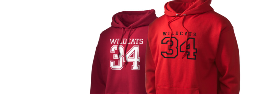 Redlands East Valley High School Wildcats Apparel