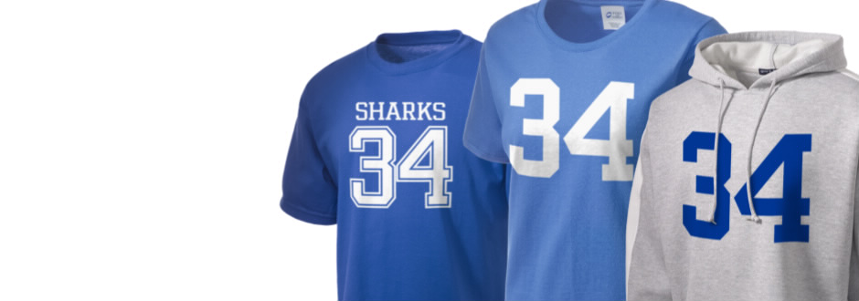 South Lake High School Sharks Apparel