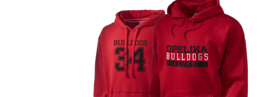 Opelika High School Bulldogs Apparel