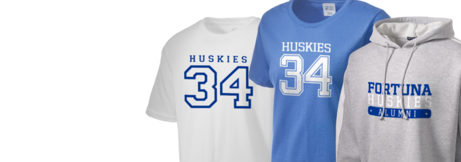 Fortuna Union High School Huskies Apparel