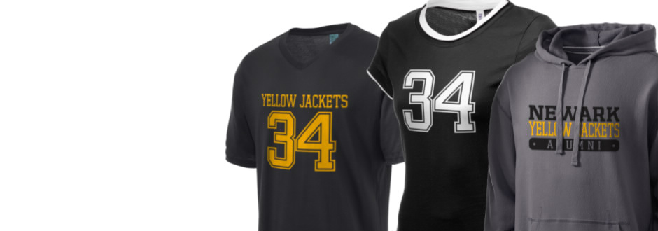 Newark High School Yellow Jackets Apparel