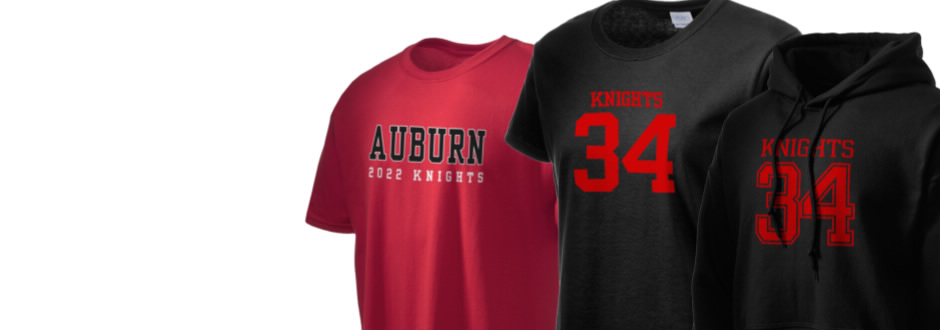 Auburn High School Knights Apparel