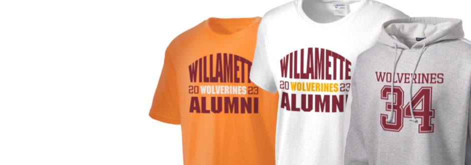 Willamette High School Wolverines Apparel