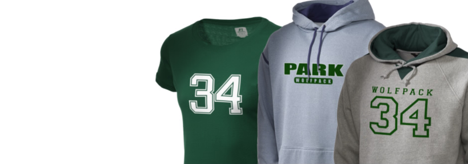 Park High School Wolfpack Apparel