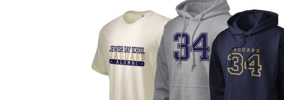 Jewish Day School Jaguars Apparel