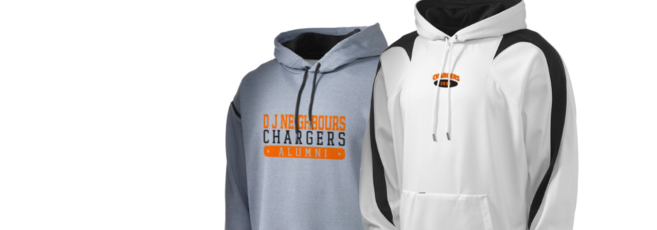 O J Neighbours Elementary School Chargers Apparel