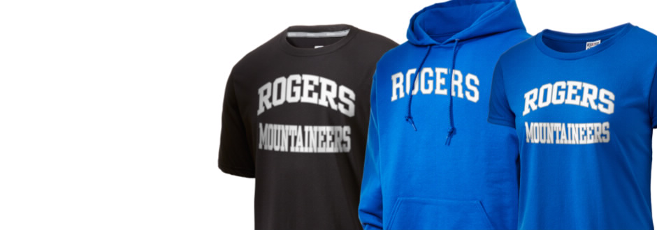 Rogers clothing store